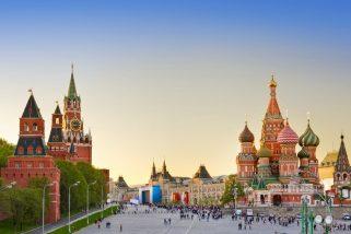 Viaja a Rusia este Verano